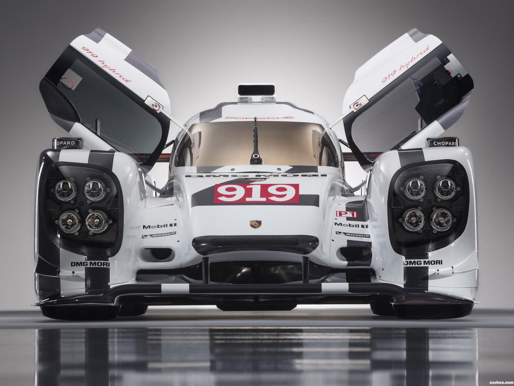 Foto 7 de Porsche 919 Hybrid 2014