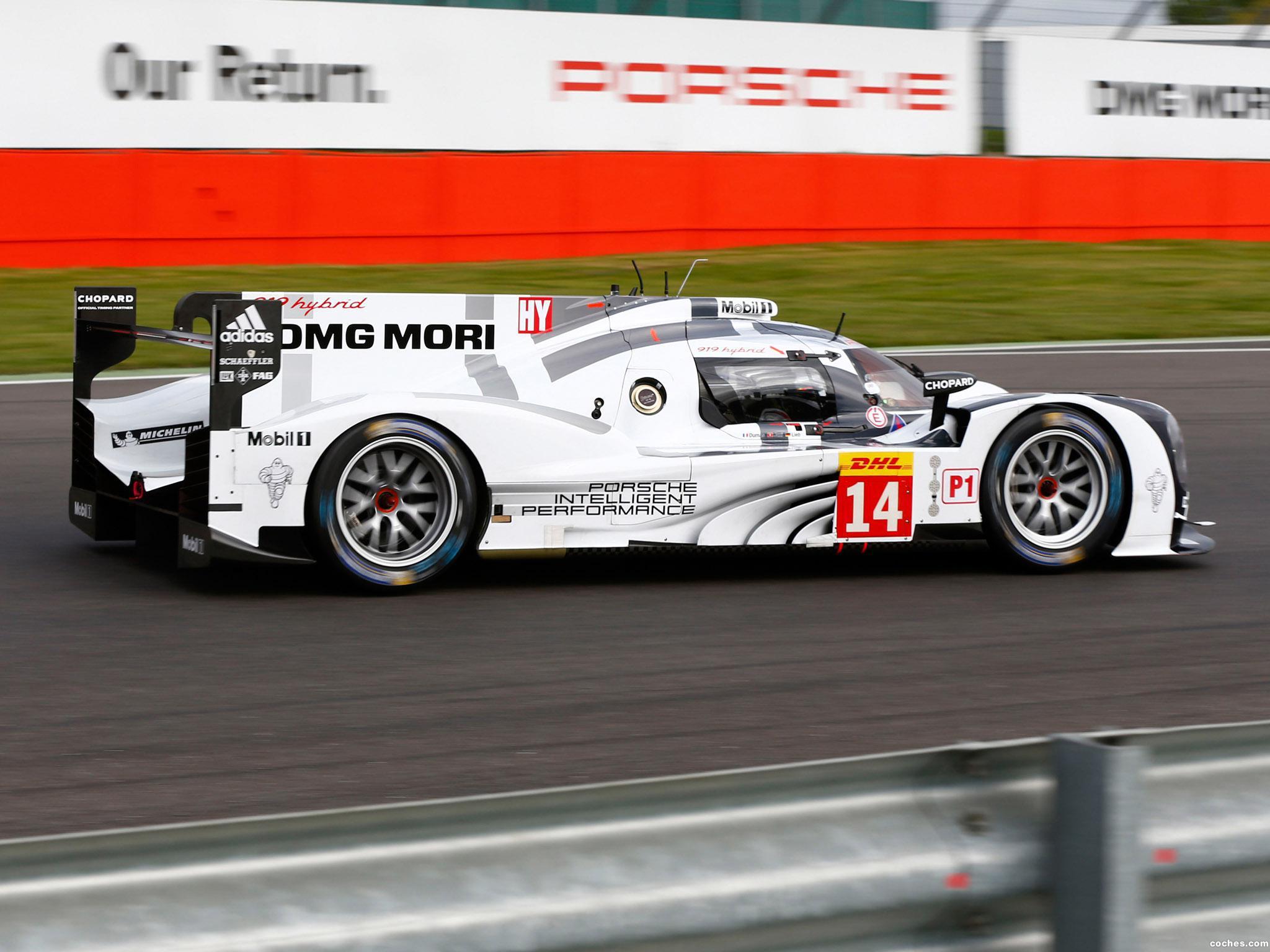 Foto 17 de Porsche 919 Hybrid 2014