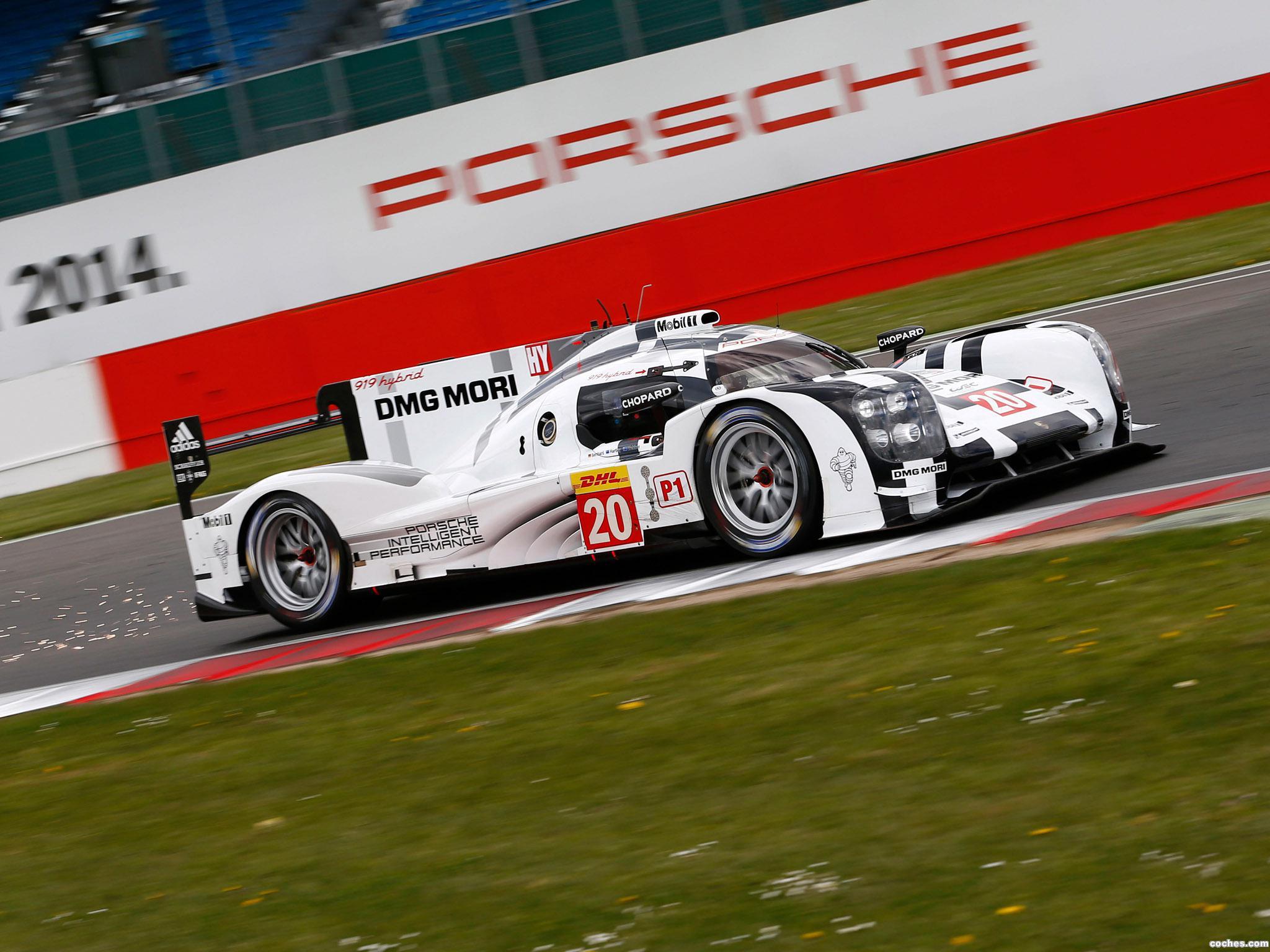 Foto 15 de Porsche 919 Hybrid 2014