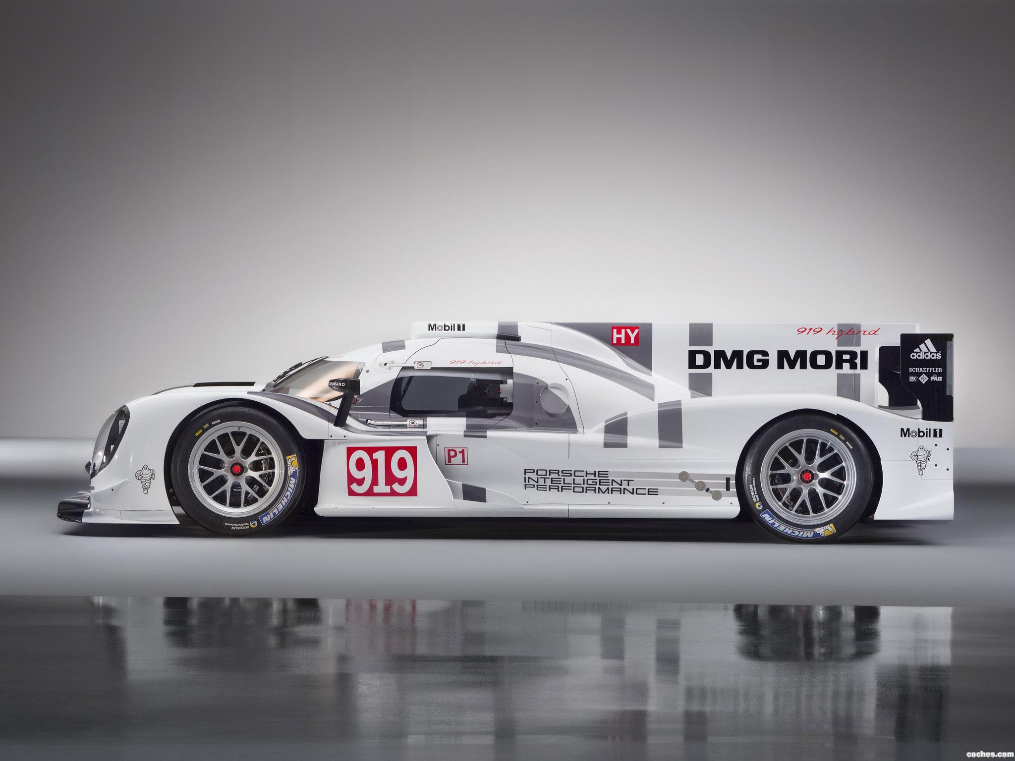 Foto 2 de Porsche 919 Hybrid 2014