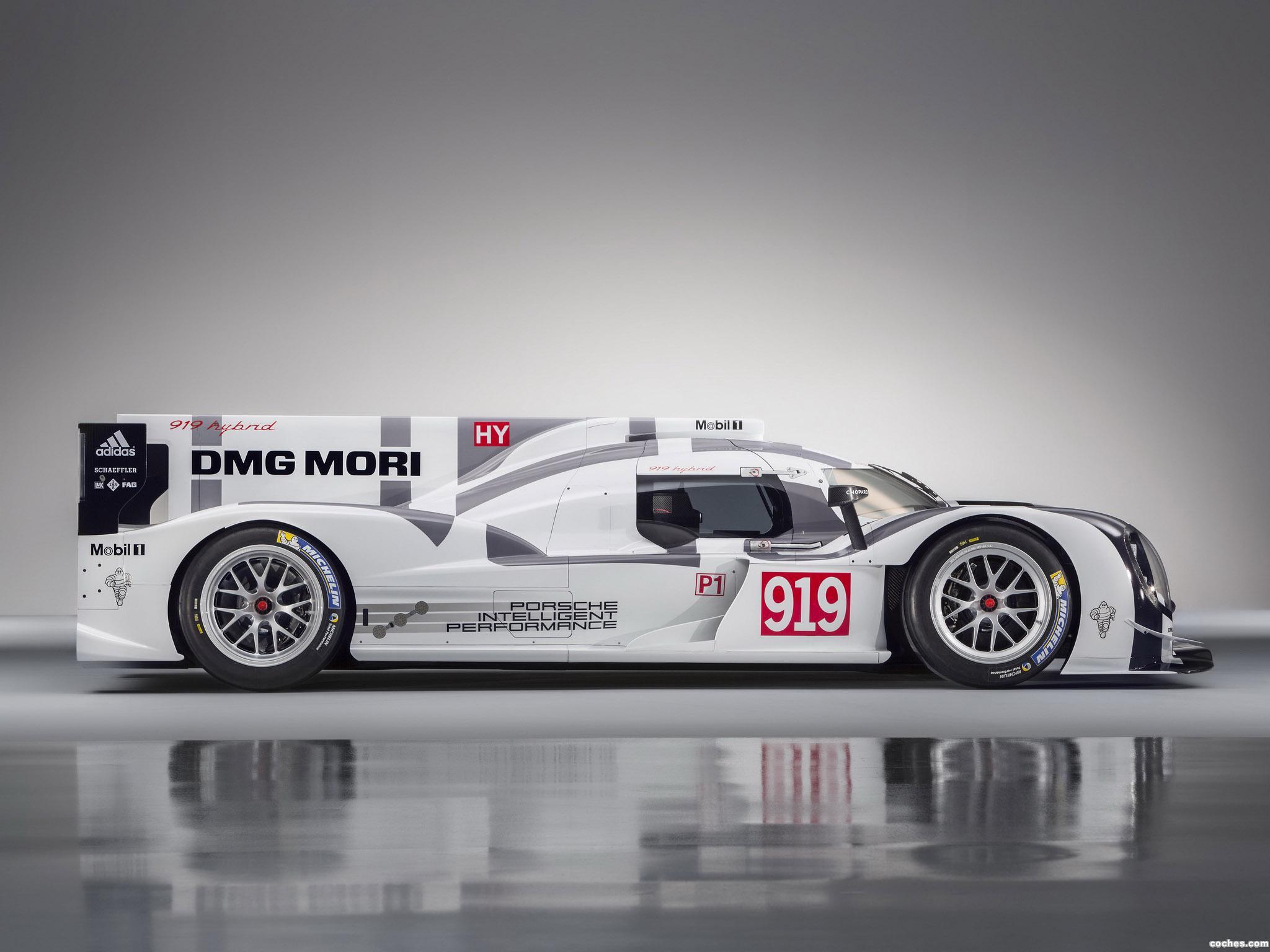 Foto 1 de Porsche 919 Hybrid 2014