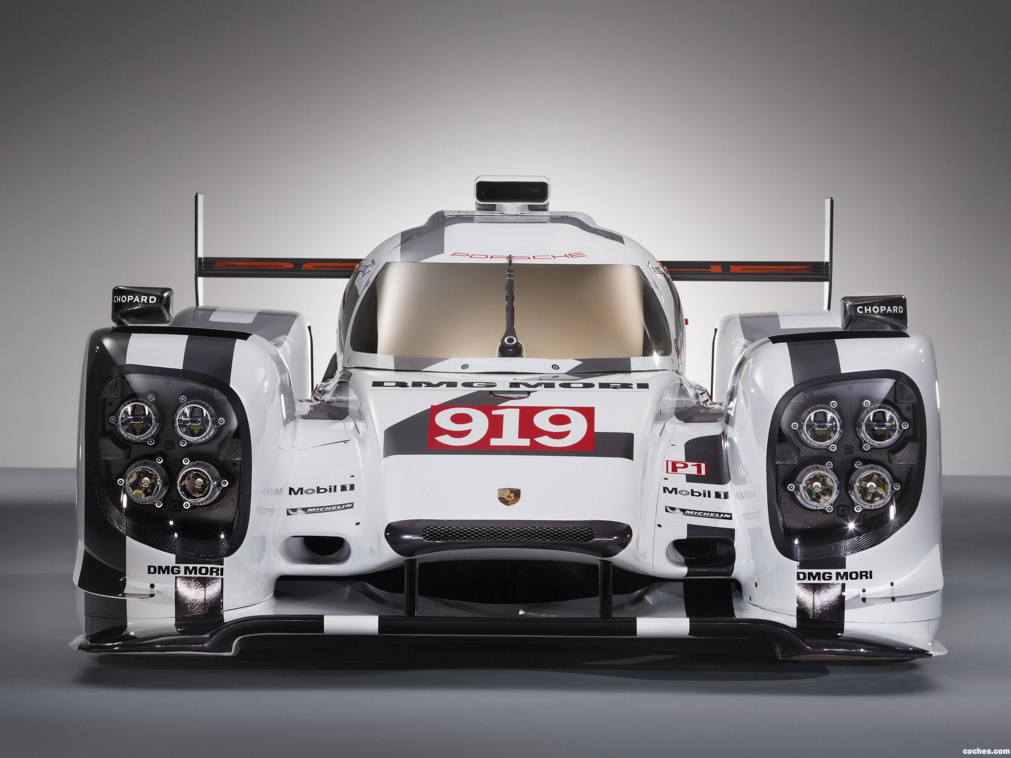 Foto 0 de Porsche 919 Hybrid 2014
