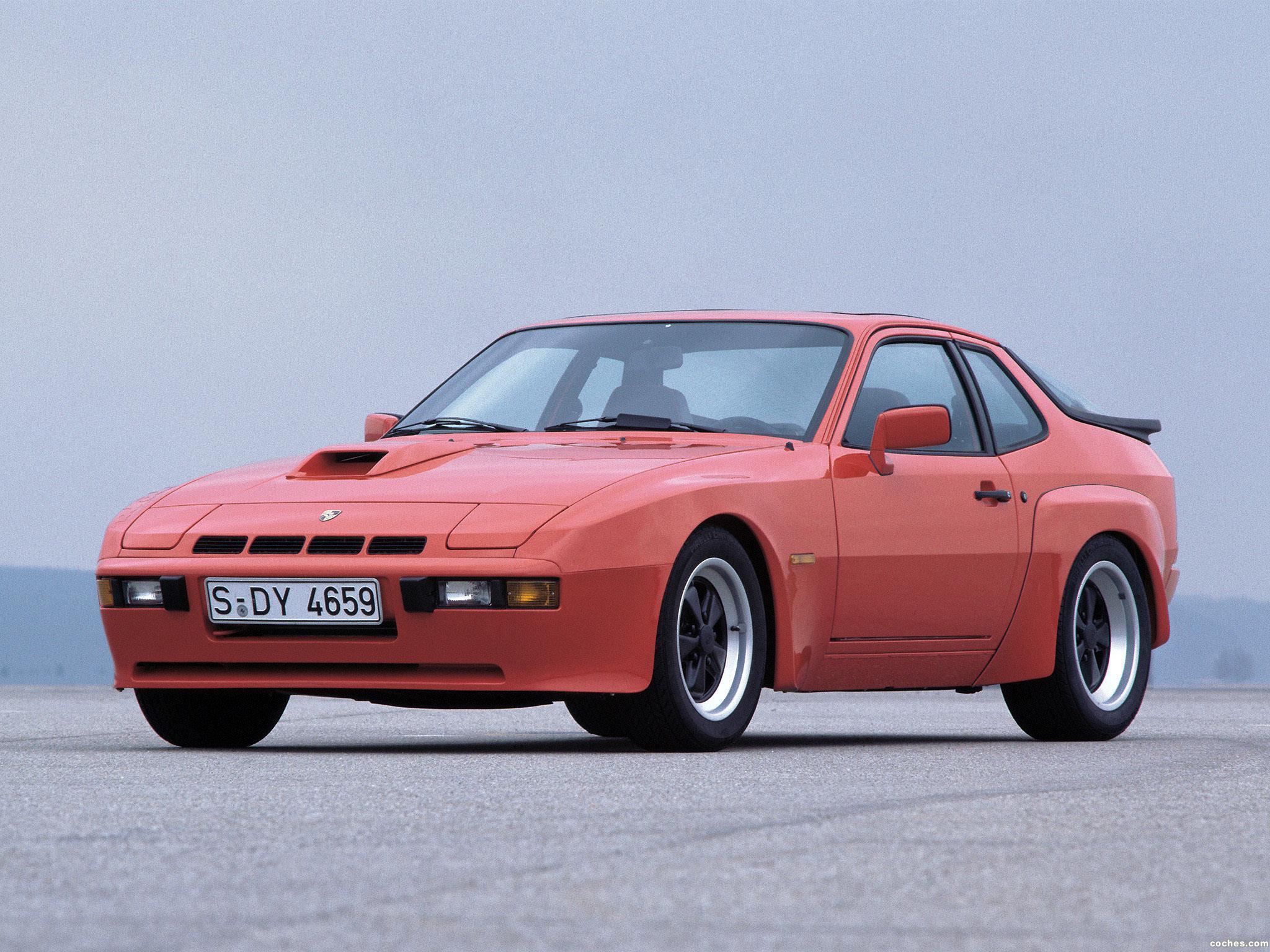 Foto 0 de Porsche 924 Carrera GT 937 1981