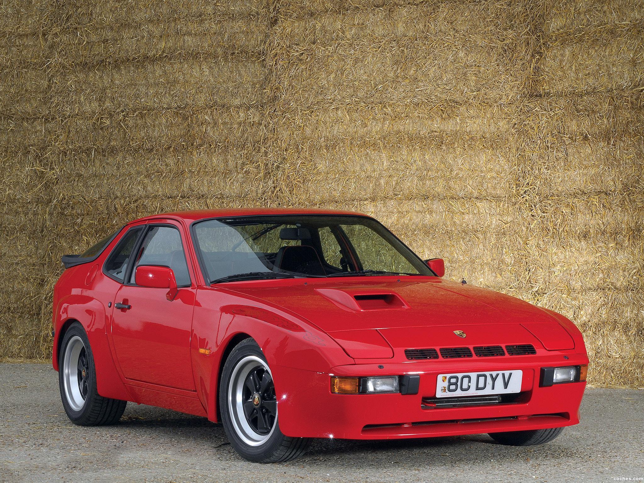Foto 0 de Porsche 924 Carrera GT UK 937 1981