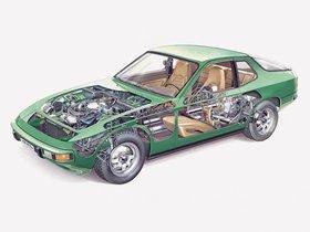 Ver foto 11 de Porsche 924 Coupe 1976
