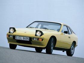 Ver foto 2 de Porsche 924 Coupe 1976