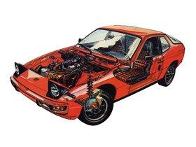 Ver foto 10 de Porsche 924 Coupe 1976