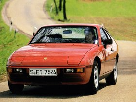 Ver foto 8 de Porsche 924 Coupe 1976