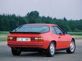 Ver foto 2 de Porsche 924 S Coupe 1986