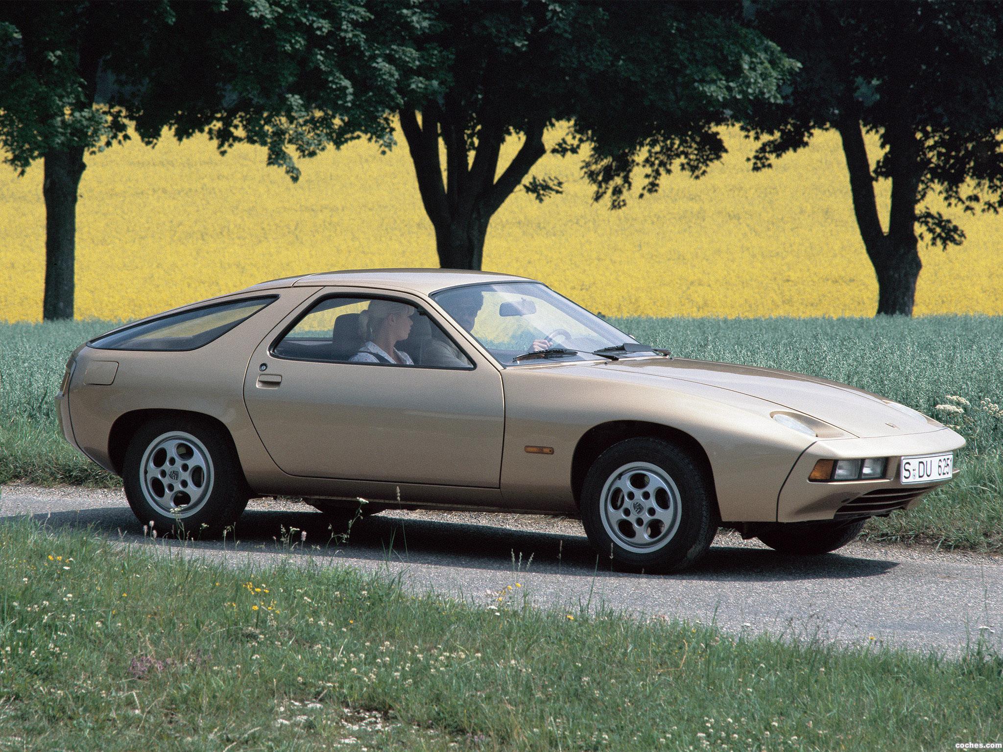 Foto 0 de Porsche 928 Coupe 1978