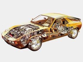 Ver foto 5 de Porsche 928 S Coupe 1980