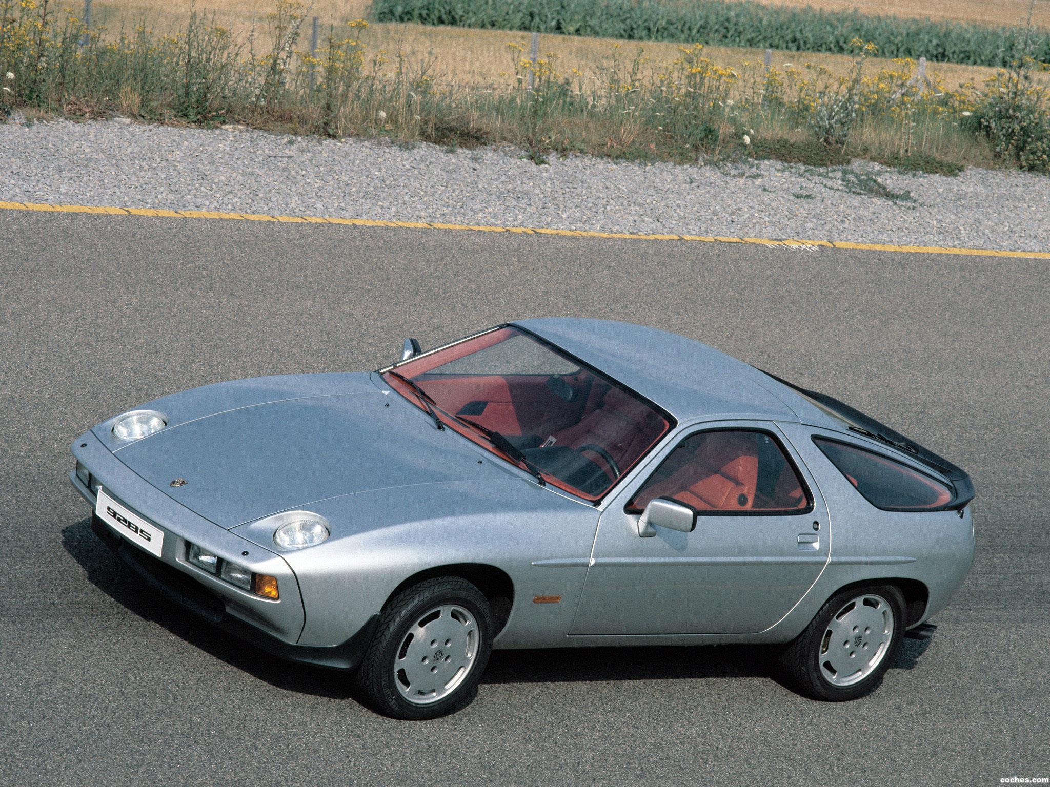 Foto 0 de Porsche 928 S Coupe 1980