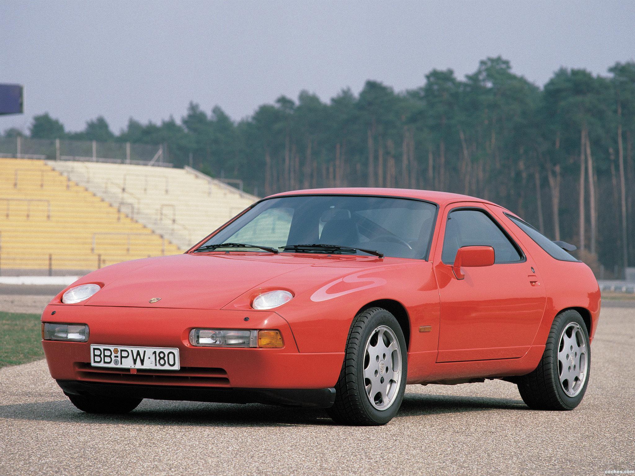 Foto 0 de Porsche 928 S4 Clubsport 1988