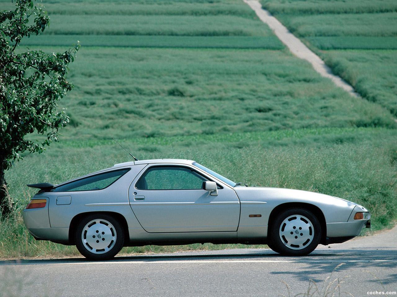 Foto 0 de Porsche 928 S4 Coupe 1987