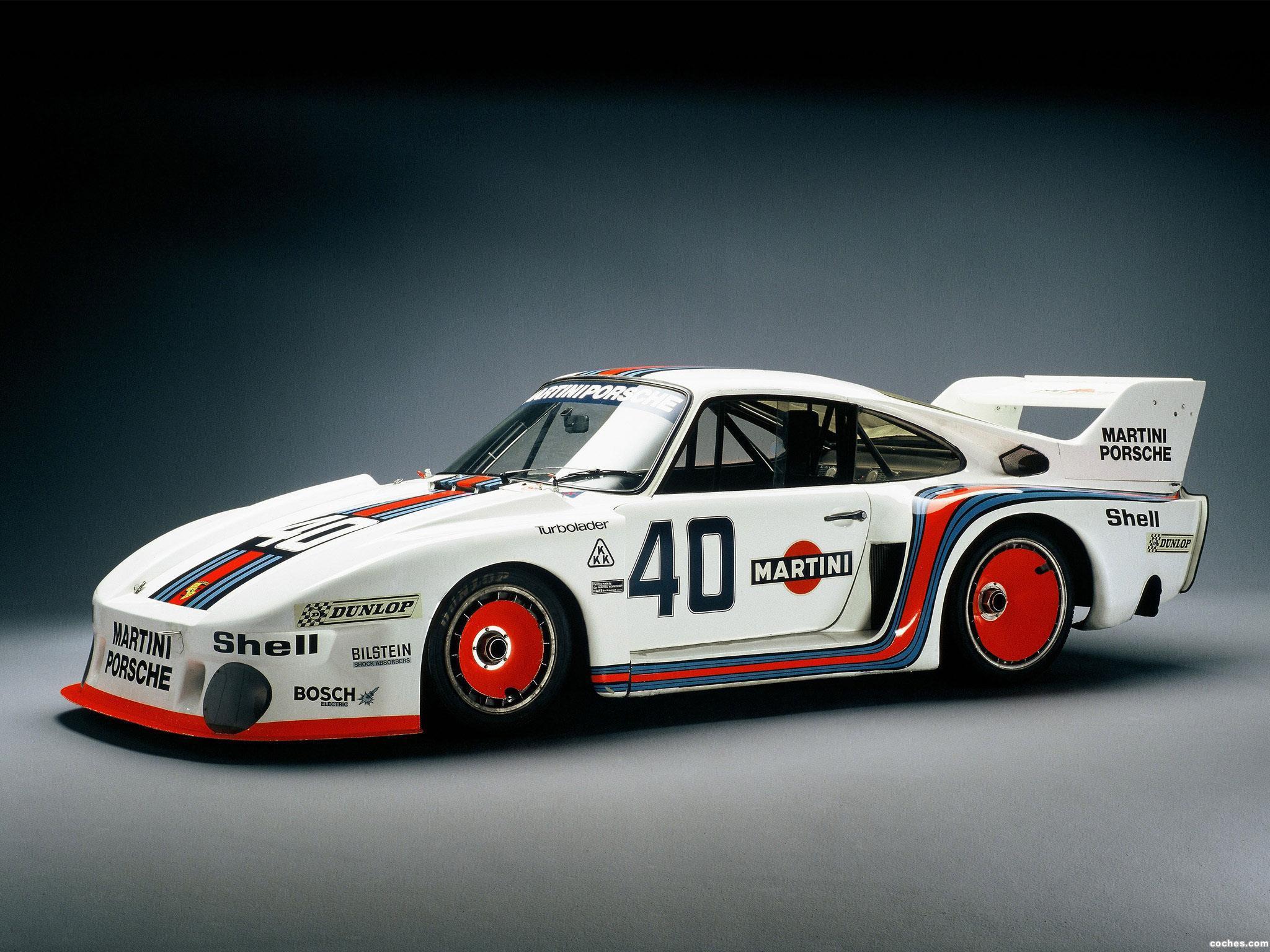 Foto 0 de Porsche 935-02 Baby 1977