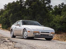 Ver foto 3 de Porsche 944 S2 USA 1989