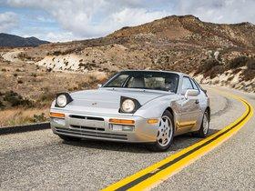 Fotos de Porsche 944 S2 USA 1989