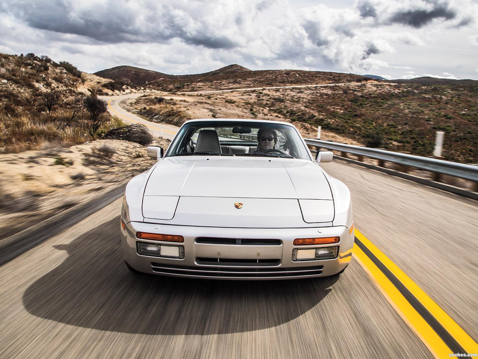Foto 10 de Porsche 944 S2 USA 1989