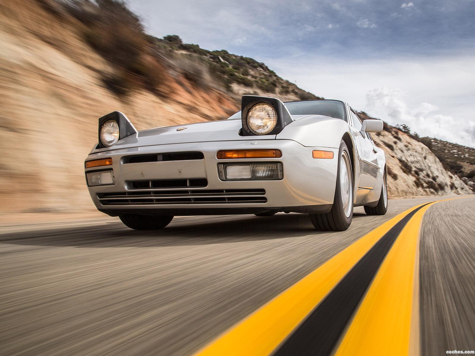 Foto 8 de Porsche 944 S2 USA 1989