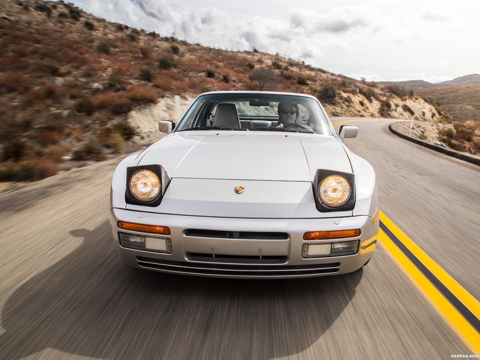 Foto 7 de Porsche 944 S2 USA 1989