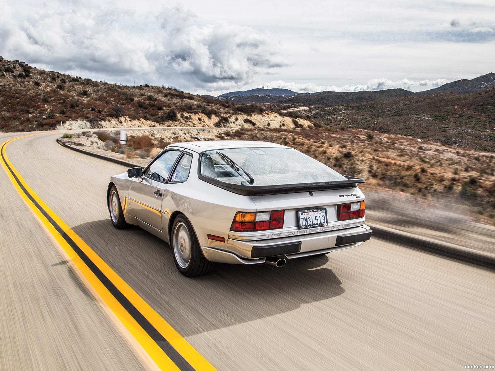 Foto 3 de Porsche 944 S2 USA 1989