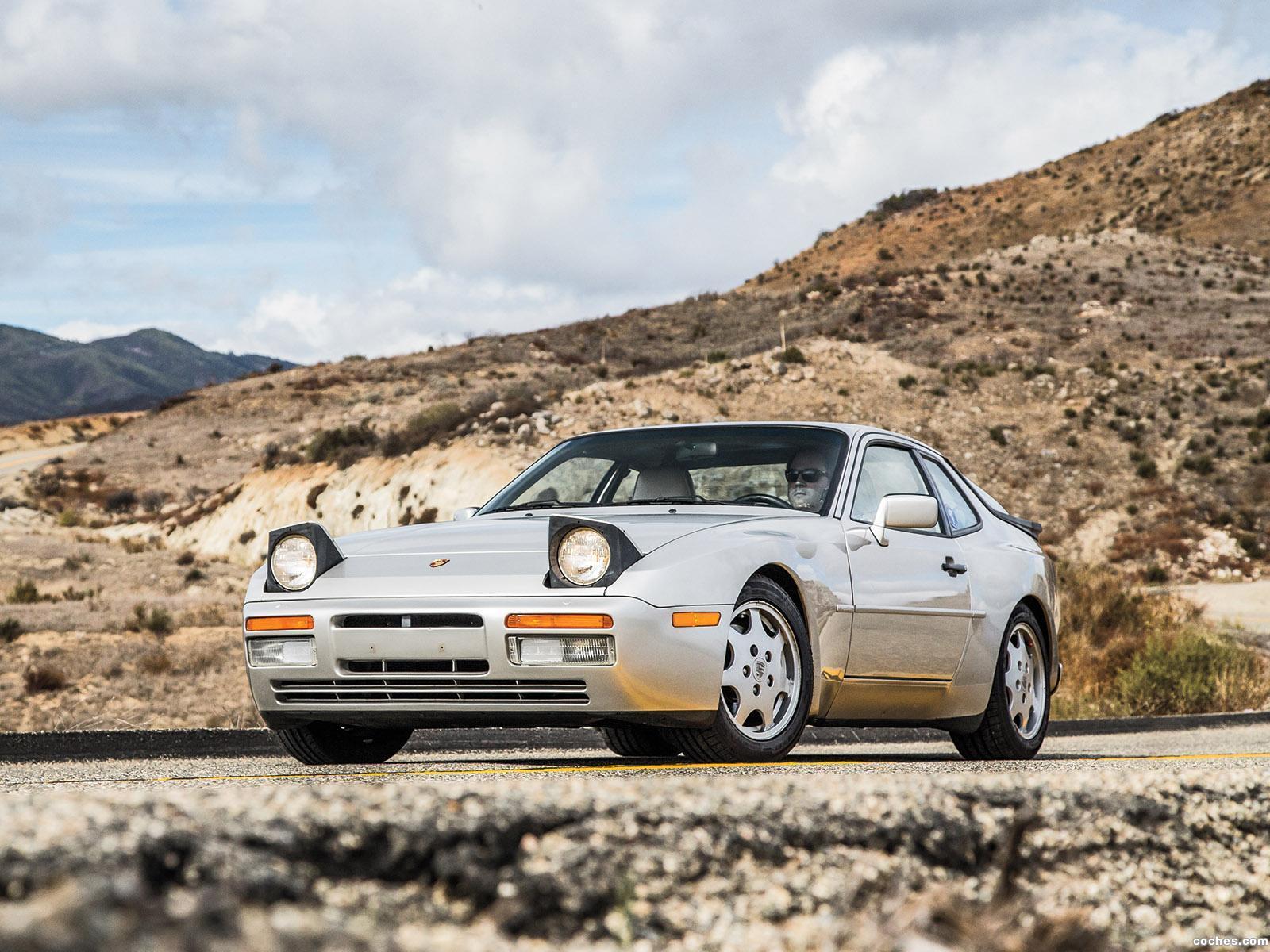 Foto 18 de Porsche 944 S2 USA 1989