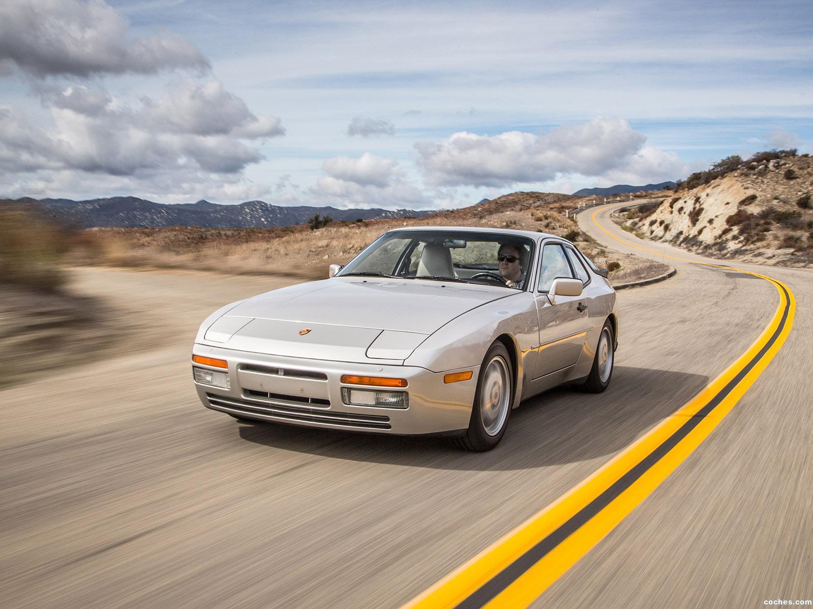 Foto 17 de Porsche 944 S2 USA 1989