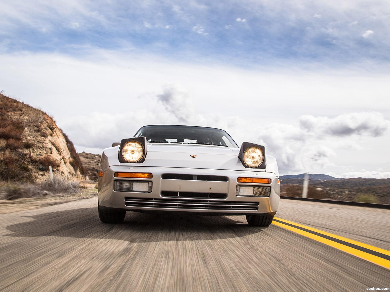 Foto 16 de Porsche 944 S2 USA 1989