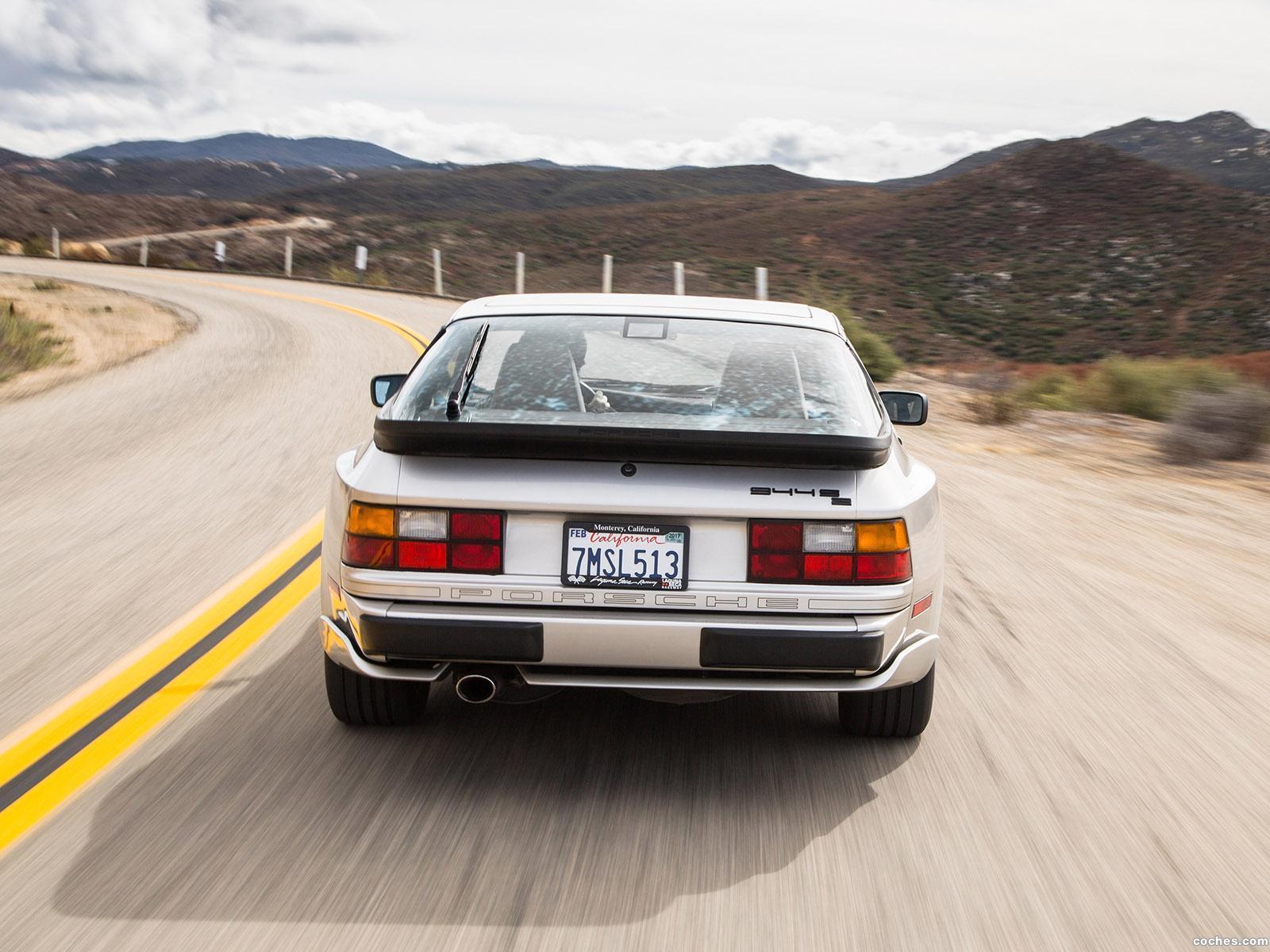 Foto 14 de Porsche 944 S2 USA 1989