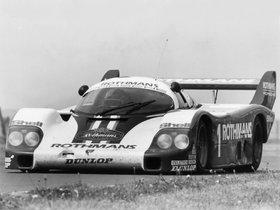 Ver foto 12 de Porsche 956C Coupe 1982