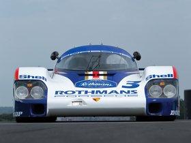 Ver foto 10 de Porsche 956C Coupe 1982