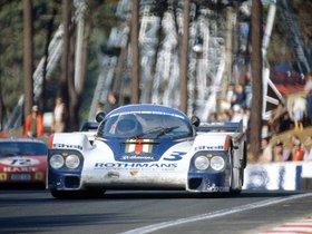 Ver foto 8 de Porsche 956C Coupe 1982