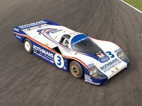Fotos de Porsche 956C Coupe 1982