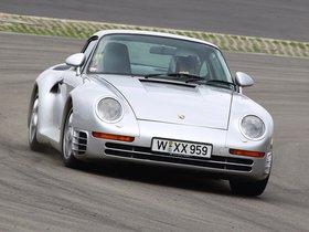 Ver foto 15 de Porsche 959 Coupe 1987