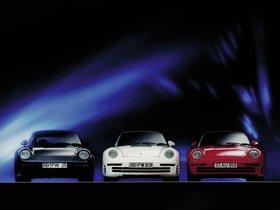 Ver foto 13 de Porsche 959 Coupe 1987