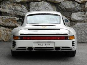 Ver foto 12 de Porsche 959 Coupe 1987