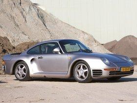 Ver foto 11 de Porsche 959 Coupe 1987