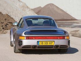 Ver foto 10 de Porsche 959 Coupe 1987