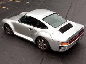 Ver foto 9 de Porsche 959 Coupe 1987