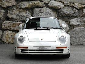 Ver foto 8 de Porsche 959 Coupe 1987