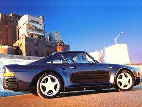 Ver foto 6 de Porsche 959 Coupe 1987