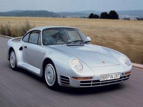 Ver foto 4 de Porsche 959 Coupe 1987