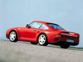 Ver foto 2 de Porsche 959 Coupe 1987
