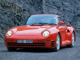 Ver foto 1 de Porsche 959 Coupe 1987