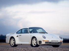Ver foto 21 de Porsche 959 Coupe 1987