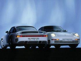 Ver foto 20 de Porsche 959 Coupe 1987