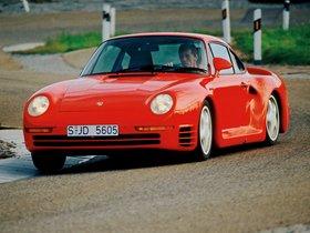 Ver foto 19 de Porsche 959 Coupe 1987