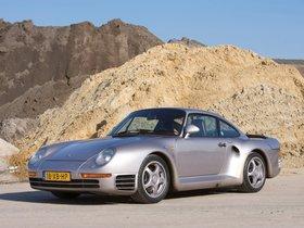 Ver foto 17 de Porsche 959 Coupe 1987