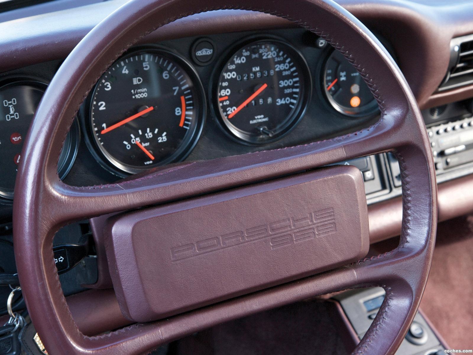 Foto 24 de Porsche 959 Coupe 1987