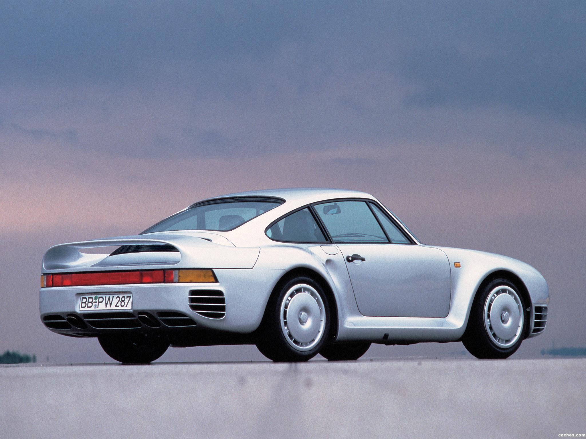 Foto 17 de Porsche 959 Coupe 1987